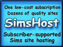 Hosted by SimsHost, the largest Sims site in the world!